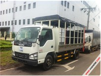 Xe tải Isuzu 1.9T, Isuzu QKR 1.9T thùng mui kín, mua xe Isuzu QKR tặng trước bạ 100%