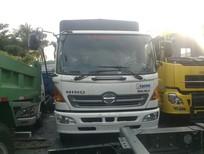 bán xe tải hino FG8JPSL, xe tải hino 2 chân 9.4 tấn/9t4 thùng dài 8.6m, giá xe tải hino 9.4 tấn thùng siêu dài