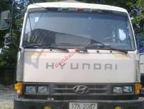 Cần bán lại xe Hyundai HD 8 tấn đời 1993, màu trắng, nhập khẩu nguyên chiếc, giá 188 triệu