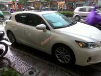 Bán Lexus CT 200 H đời 2013, màu trắng, nhập khẩu đã đi 18000 km