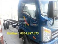 Bán xe tải Veam VT260 1.99 tấn (1T99) thùng dài 6.2 mét đi vào thành phố