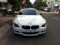 Bán ô tô BMW M6 2007, màu trắng, nhập khẩu số tự động, giá rẻ