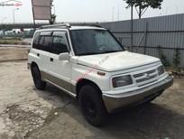 Cần bán lại xe Suzuki Vitara đời 1994, màu trắng, nhập khẩu như mới