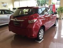 Bán Toyota Yaris 1.3E đời 2015, màu đỏ, giá tốt, nhanh tay liên hệ