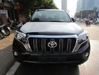 Toyota Prado TXL 2015 màu đen nhập khẩu