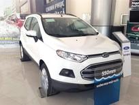 Cần bán Ford EcoSport 1.5 Trend MT mới Phú Thọ, màu trắng, giá cạnh tranh