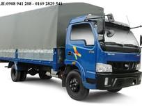 Xe tải Veam 5 tấn VT500 /bán xe tải Veam 5 tấn thùng kín