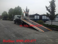 Xe cứu hộ Ollin700B, xe trượt sàn chuyên dụng 4.5 Tấn