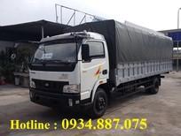 Bán xe tải Veam VT751 7.15 tấn / xe tải Veam VT751 7,15 tấn / 7.15 tân thùng dài 6.2 mét