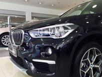 Cần bán xe BMW X1 20i sDrive đời 2016 2017, màu xanh lam, nhập khẩu chính hãng