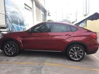 Cần bán xe BMW X6 35i xDrive năm 2016 2017, màu đỏ, nhập khẩu chính hãng