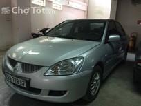 Cần bán Mitsubishi lence Gala 1.6 đời 2004, màu bạc, nhập khẩu, số tự động