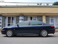 Cần bán xe Peugeot 607 đời 2002, nhập khẩu chính hãng số sàn