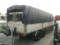 đại lý hino 3 chân 16 tấn, 15 tấn thùng ngắn 7.6m, thùng dài 9.2m, xe tải hino FL8JTSA/FL8JTSL 3 chân thùng bạt đời 2015