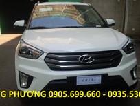 Bán ô tô Hyundai Creta 1.6 AT đời 2018 màu trắng, xe nhập
