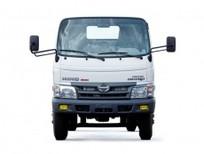 Xe tải Hino Dutro 4 tấn nhập khẩu nguyên chiếc WU352L-130 thùng dài 5,1m