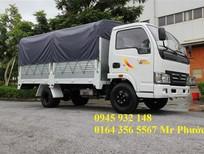 xe tải 2T, Xe VEAM 2T, mua xe tải VEAM 2T tặng thùng, xe VEAM VT200A, xe tải VEAM khuyến mãi lớn
