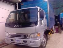Bán xe tải Jac 6.4 tấn thùng kín, thùng mui bạt, giao xe ngay