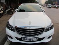 Cần bán xe Mercedes E200 đời 2015, màu trắng, số tự động