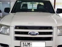 Bán Ford Laser 4x4 đời 2007, màu trắng, giá cực tốt