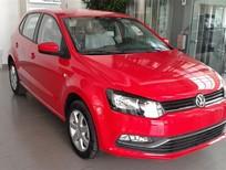 Bán Volkswagen Polo E đời 2015, màu đỏ, xe Đức nhập khẩu nguyên chiếc giá rẻ