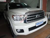 Cần bán xe Toyota Sequoia Platinum USK65L đời 2012, màu trắng, giá cực tốt