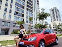 Cần bán xe Volkswagen Polo E sản xuất 2015, màu đỏ, xe nhập, giá chỉ 699 triệu