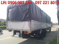 xe tải Hino FL8JTSL 3 chân 15 tấn( hino 3 chân 15 tấn), xe tải hino 3 chân thùng 7.6m, 9.2m giao ngay