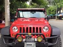 Bán xe Jeep Wrangler đời 2010, màu đỏ, nhập khẩu nguyên chiếc chính chủ