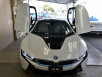 Cần bán xe BMW i8 2015, màu trắng, nhập khẩu