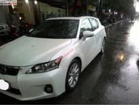 Cần bán xe Lexus CT 200H đời 2013, màu trắng, xe nhập đã đi 18000 km