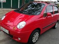 Cần bán gấp Kia Morning SE đời 2003, màu đỏ