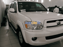 Cần bán lại xe Toyota Sequoia đời 2007, màu trắng, nhập khẩu