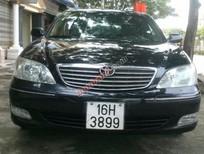 Bán ô tô Toyota Camry 3.0V6 đời 2003, màu đen chính chủ