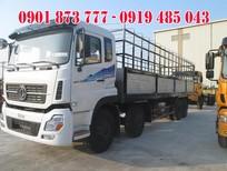 Xe tải Dongfeng 3 chân,4 chân/Dongfeng 14T5 17T9 18T7 19T giao xe ngay,Đại lý xe tải Dongfeng uy tín