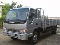 Bán xe tải JAC 4T9 giá tốt nhất/Gía bán xe tải Jac 4t9, 4.9 tấn, 4900Kg giá tốt nhất