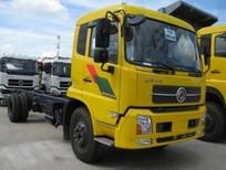 Đại lý bán xe tải dongfeng trường giang 7 tấn thùng mui kín, mu bạt giá rẻ