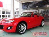 Cần bán xe Mazda MX 5 đời 2014, màu đỏ, nhập khẩu nguyên chiếc giá 1,695 tỉ