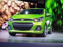 Cần bán xe Chevrolet Spark LS năm sản xuất 2018, màu xanh lục