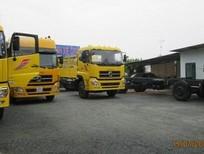 Xe tải Dongfeng 3 giò, 4 giò/Giá xe Dongfeng 3 chân 13T6, 4 chân 17T9/Dongfeng Hoàng Huy nhập khẩu