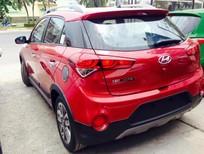 Bán ô tô Hyundai i20 Active sản xuất 2017, màu đỏ, nhập khẩu