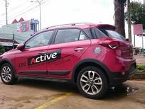 Cần bán xe Hyundai i20 Active 1.4AT sản xuất 2015, màu bạc, nhập khẩu, 599 triệu