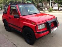 Bán xe Chevrolet Tracker, đời 1991, xe hãng Mỹ, mui xếp, máy xăng