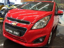 Bán Chevrolet Spark 1.2 LS đời 2017, Chevrolet Nam Thái Bình Dương, Tây Ninh - trả trước 74tr là có xe