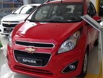 Cần bán Spark 1.2 LS đời 2017 tại Chevrolet Nam Thái Bình Dương - trả trước 74tr là có xe