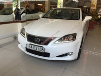 Cần bán gấp Lexus IS đời 2011, màu trắng, nhập khẩu chính hãng