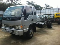 Xe tải JAC 3.45 tấn 4.9 tấn 6.4 tấn 8.35 tấn 7.25 tấn thùng kín, bạt hỗ trợ trả góp lãi suất ưu đãi