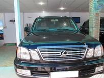 Xe Lexus LX  2001