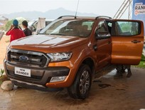 Bán xe Ford Ranger đời 2016, màu vàng cam, nhập khẩu chính hãng, 858 triệu