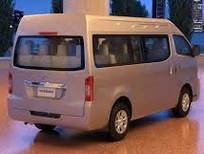 Cần bán xe Nissan Urvan NP350 2.5MT tại Đà Nẵng đời 2015, màu bạc, nhập khẩu nguyên chiếc